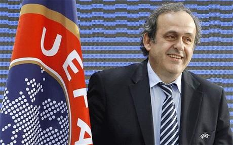 Michel Platini, ennesima vittima del serial-complotter Aurelio De Laurentiis