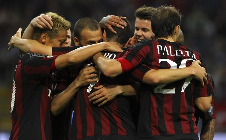 Milan-Roma.