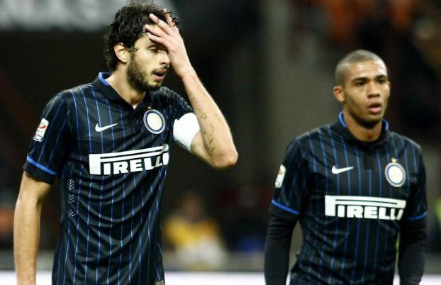 Ranocchia e Juan, due giocatori da sostituire nell'Inter