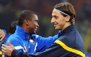 Scambio Ibrahimovic-Eto'o