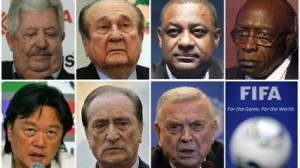 I sette arrestati dell FIFA