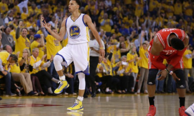Steph Curry vince anche Gara 2 di queste Finali di Conference Nba