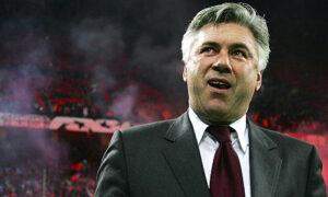 Carlo Ancelotti potrebbe tornare al Milan