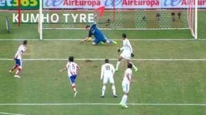 La papera di Casillas nel derby di febbraio ha spianato la strada all'Atletico Madrid