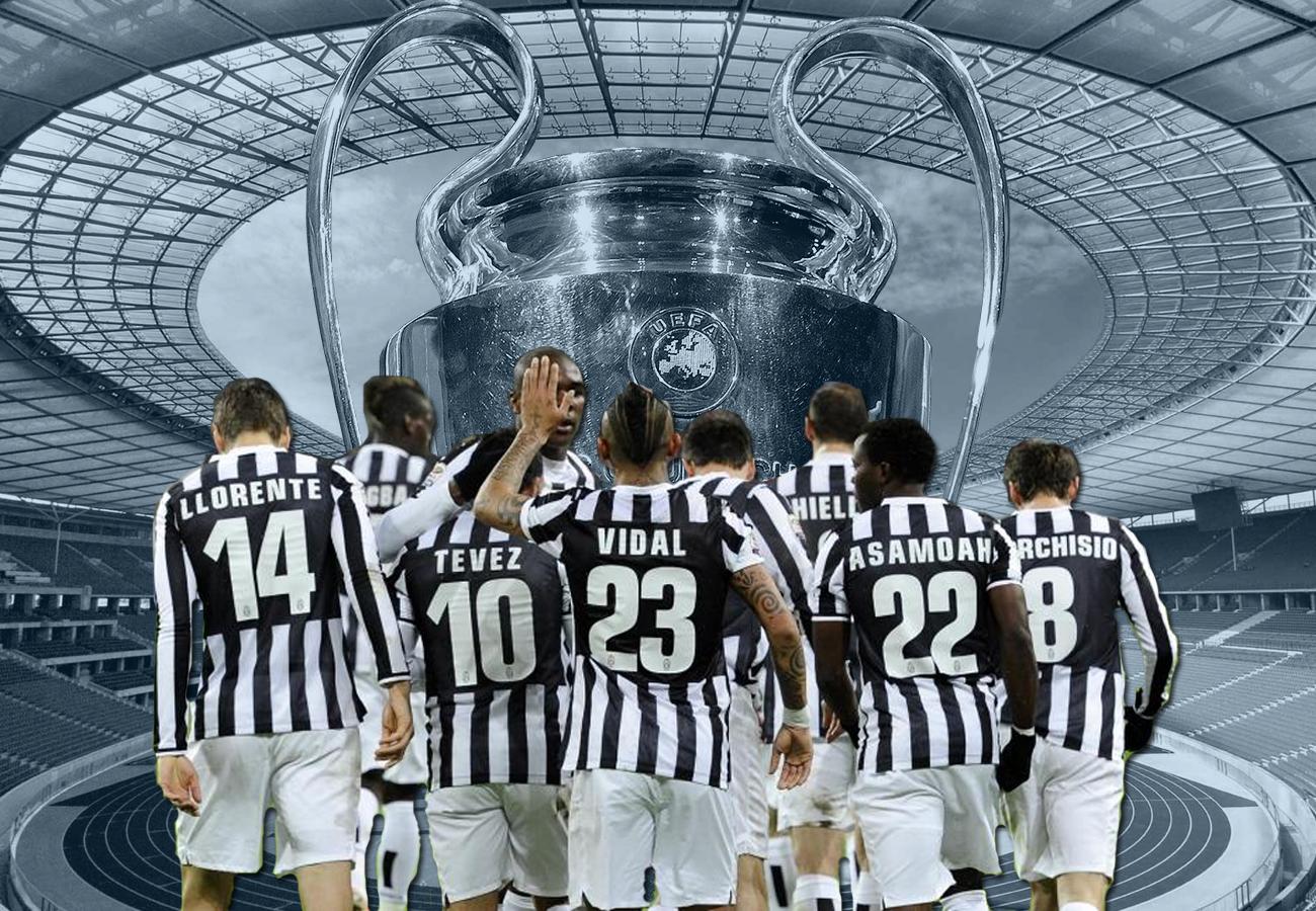 Juventus, appuntamento con la Storia: devi crederci!