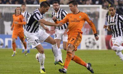 Cristiano Ronaldo, già mattatore della Juve in passato