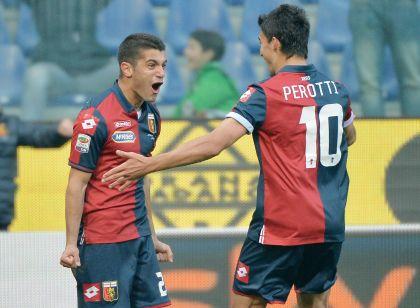 Iago Falque Genoa.