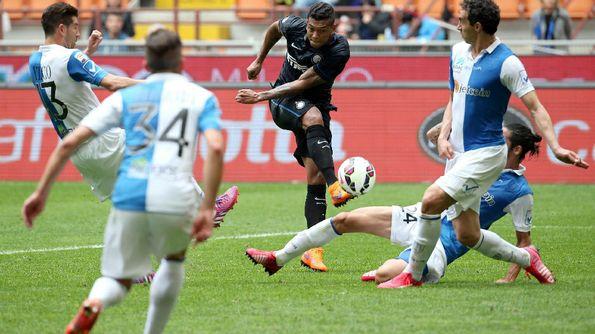L'Inter pareggia 0-0 contro il Chievo