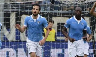 Parolo Atalanta Lazio