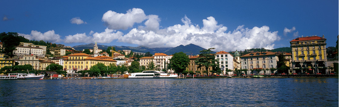 Lugano, sede della diciassettesima tappa