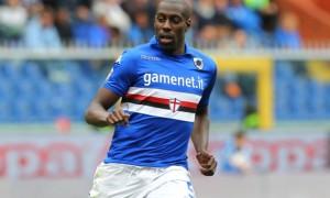 Sampdoria - Juventus: Stefano Okaka punta centrale nel 4-2-3-1 di Mihajlovic