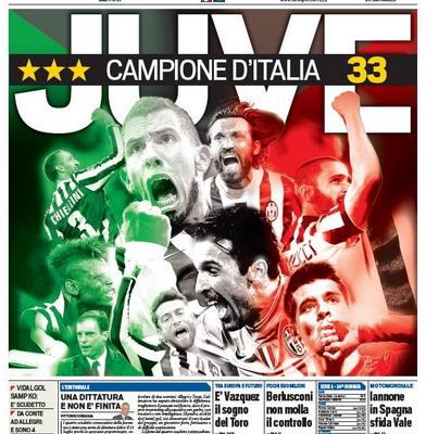 poster Tuttosport