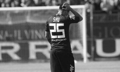 Marco Sau, attaccante del Cagliari