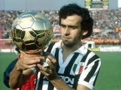 Michel Platini, vincitore di tre Palloni d'Oro