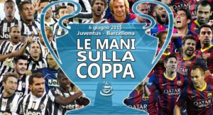 Juventus-Barcellona:  l'ultima finale di Champions vinta da Dani Alves