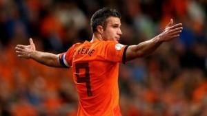 Robin Van Persie: capitano, miglior marcatore di tutti i tempi dell'Olanda e...sogno della Lazio