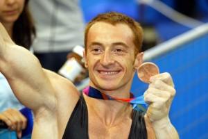 Juri Chechi, felice per un insperato bronzo