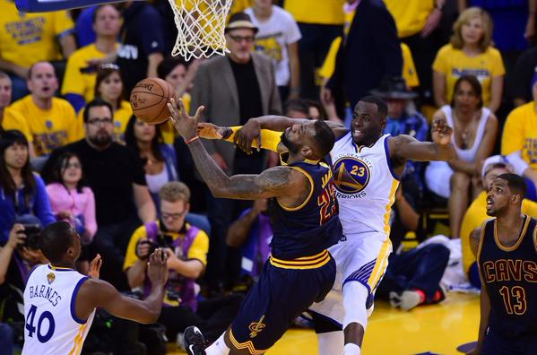 LeBron James determinante in gara 2 delle Finals Playoff