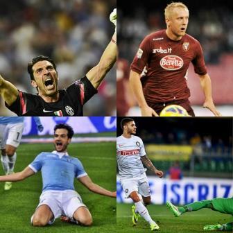 I migliori della Serie A