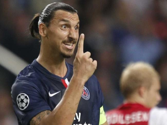 Ibrahimovic andrà in scadenza con il Psg