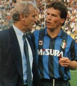 Matthaus e Trapattoni, connubio vincente