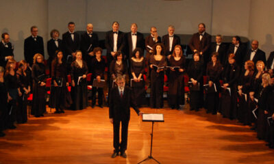 Mendelssohn interpretato dal coro Maghini, foto courtesy