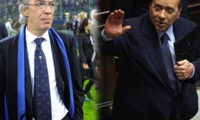 Moratti Berlusconi