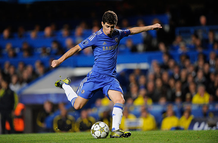 Oscar Juventus