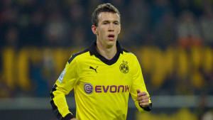 Perisic ai tempi del Borussia Dortmund