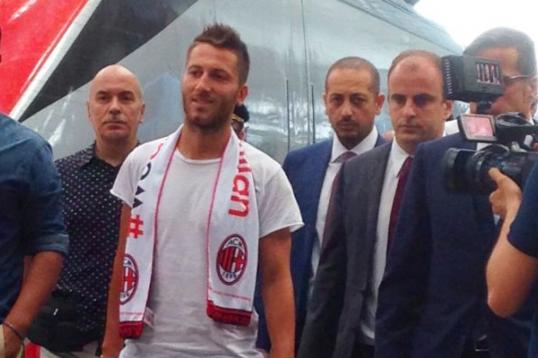Bertolacci Milan.