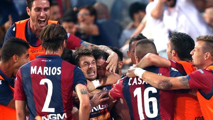 Bologna in Serie A.