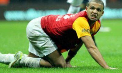 Felipe Melo, centrocampista del Galatasaray nel mirino dell'Inter