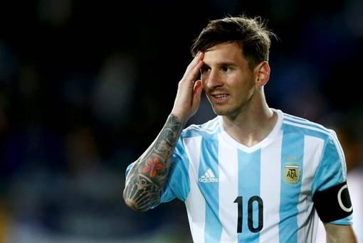 Messi è l'uomo copertina della Copa América
