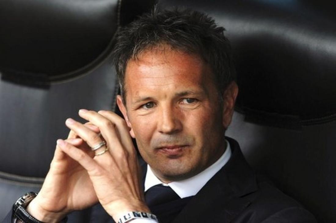 Mihajlovic, allenatore del Milan