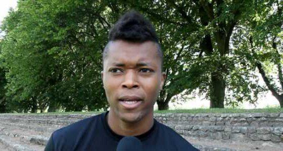 Alieu Darbo, attaccante dell'FC Mosta nel mirino dell'Udinese