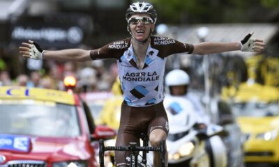 Romain Bardet 18a tappa Tour.