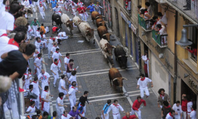 Corsa dei tori di Pamplona