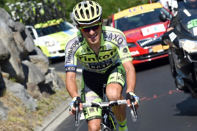 Majka undicesima tappa Tour de France.