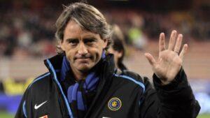 Roberto Mancini, tecnico dell'Inter, dovrà dire addio a Kovacic