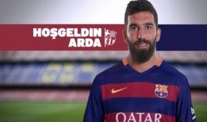 Il giocatore turco ha firmato un contratto quinquennale con il Barcellona