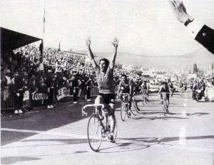 Gap, 1972: Marino Basso beffa Franco Bitossi sulla linea del traguardo e diventa campione del mondo