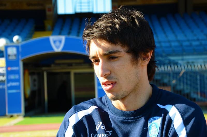 Gaston Brugman, prossimo centrocampista del Palermo