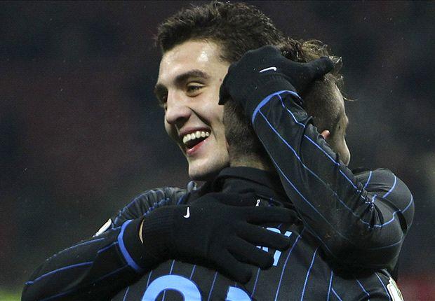 Mateo Kovaci e Xherdan Shaqiri, giovani promesse dell'Inter