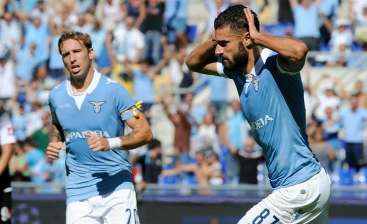 Biglia e Candreva capitano Lazio.