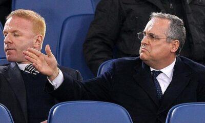 Lazio non mercato.