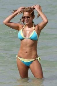La moglie di Vidal, grande perdita del calcio italiano
