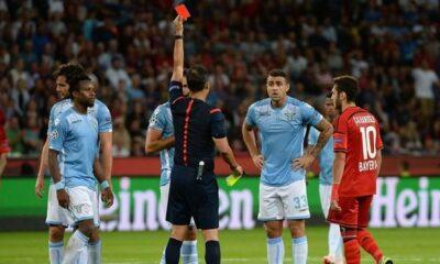 Bayer Leverkusen-Lazio 3-0.