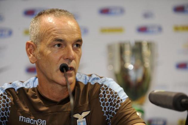 Pioli Lazio Supercoppa.