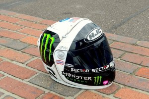 CASCO Jorge Lorenzo #IndyGP
