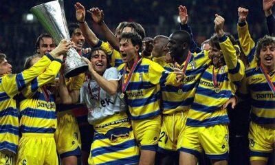 Parma trofei